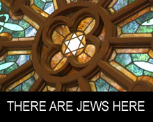 There Are Jews Here
