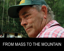 From Mass to the Mountain